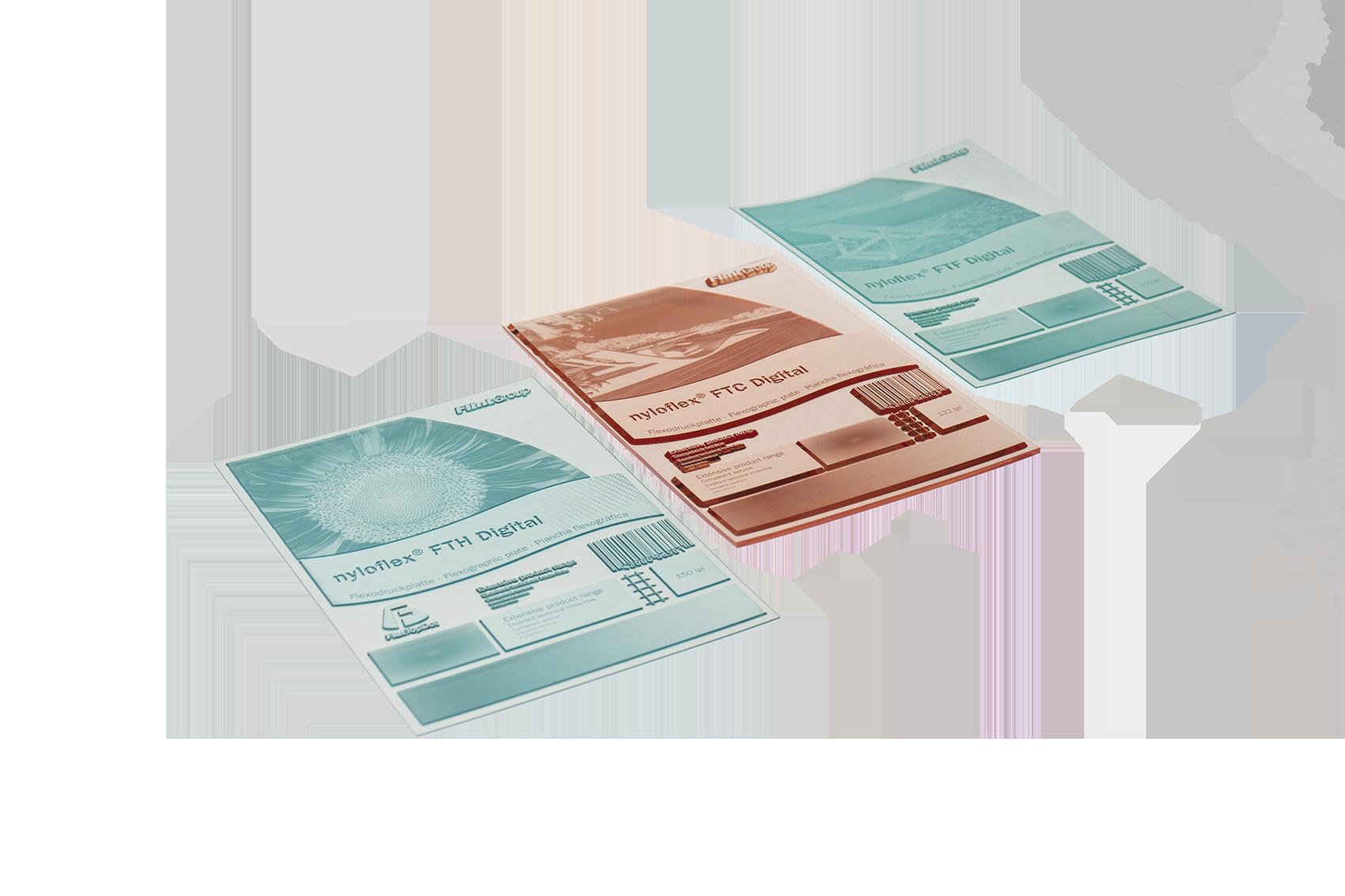 Flat Top Flexo Printing Plates | FlintGroup
